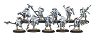 Retribution Houseguard Halberdier Unit (10 Models)