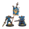 Stormblade Officer & Standard Bearer
