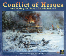 CONFLICT of HEROES: Awakening the Bear - Russia 1941-42