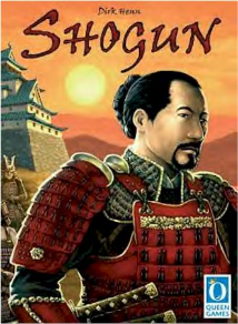 Shogun Board Game