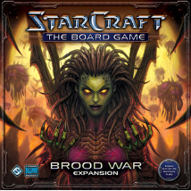 Starcraft Board Game Brood War Expansion