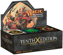 10th Edition Booster