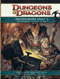 Dungeons & Dragons—4th Edition: Adventurers Vault 2 Hardcover