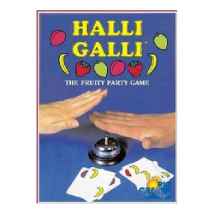 Halli Galli - The Fruity Party Game