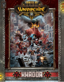 Forces of WARMACHINE: Khador Hardcover