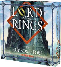 Lord of the Rings: Friends and Foes Expansion