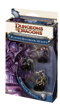 Player's Handbook Heroes: Series 1 - Martial Heroes 2