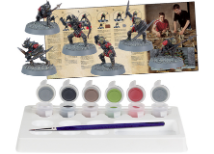 Mines of Moria Paint Set