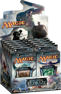 Rise of the Eldrazi Intro Packs Set of Five