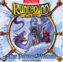 Runebound The Frozen Wastes Expansion