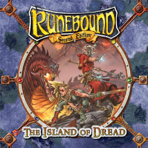 Runebound Island of Dread Expansion