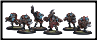 Trollblood Scattergunners Unit