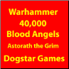 Blood Angels Astorath the Grim