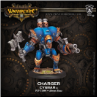 Charger Light Warjack (Plastic)