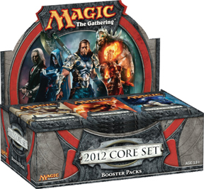 Magic 2012 Booster