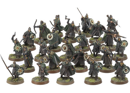 Lord Of The Rings Warhammer Uruk Hai Pike